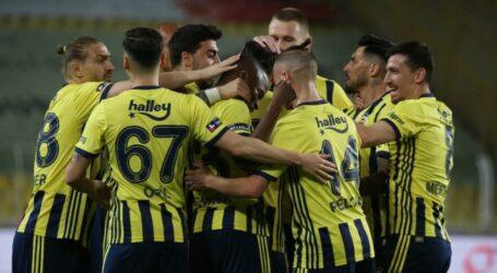 Fenerbahçe pes etmiyor:3-1