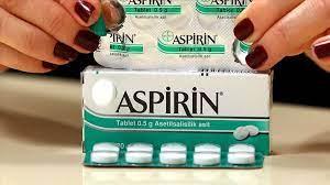 Aspirinin yeni bir mucizesi daha ….