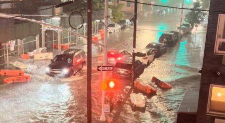 New York ve New Jersey'deki sel felaketinde   46 kişi hayatını kaybett
