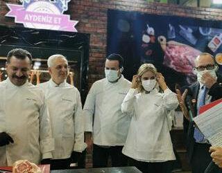 Ünlü Şefler,World Food İstanbul'da buluştu