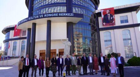 SOSYAL DEMOKRAT İL BELEDİYE BAŞKANLARI BİLECİK'TE TOPLANDI