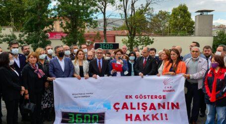 AKP nin  seçimlerdeki son umudu :3600 Ek gösterge